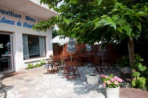 obrázek - Le Pavillon Bleu Hotel Restaurant