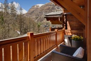Haus Zem Waldhüs - Apartment - Zermatt