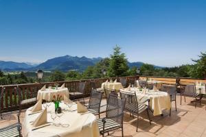 obrázek - Hotel Restaurant Ferienwohnungen ALPENHOF