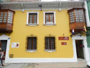 Богота - Casa Quinta Hotel Bogota Centro
