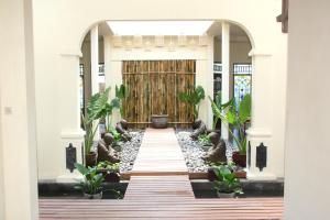 Bamboo Bamboo Homestay, Vendégházak  Yogyakarta - big - 28