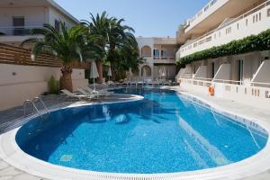 Axos, Hotely  Platanes - big - 15
