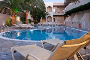 Axos, Hotely  Platanes - big - 27