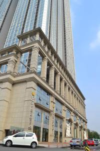 Jinhai Yizhan Hostel Tianjin