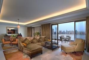 Deluxe Suite met Uitzicht op Zee.