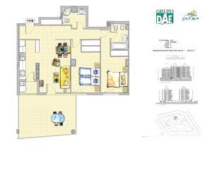Cala Alta, Apartments  Cala de Finestrat - big - 31