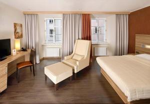 Star Inn Hotel Premium Salzburg Gablerbräu, by Quality, Hotely  Salzburg - big - 2
