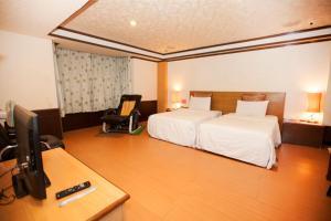 Shanghai Hotel, Hotely  Zhongli - big - 8