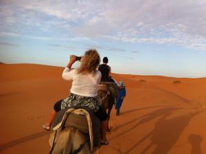 Merzouga Bivouac Excursion