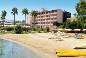 Nearby hotel : Hotel Club Solunto Mare