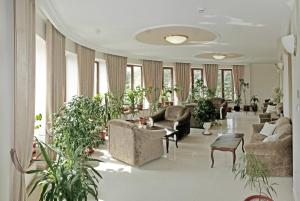 Отель Меркурий - фото 23