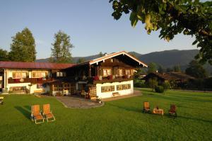 Ferienwohnungen Grünsteineck