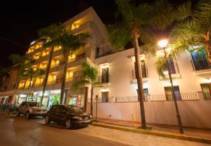Hotel Carmen Almuñécar, Hotel  Almuñécar - big - 18