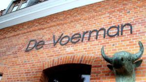 Rooms De Voerman, Vendégházak  Ypres - big - 38
