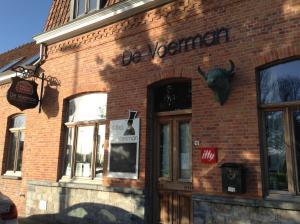 Rooms De Voerman, Vendégházak  Ypres - big - 41
