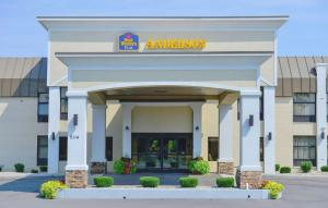 Nearby hotel : Best Western PLUS Anderson