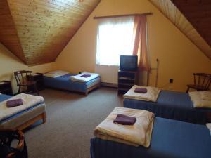 Anker Étterem és Panzió, Guest houses  Gönyů - big - 12
