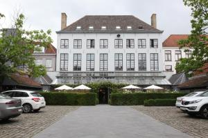 De Tuilerieën - Small Luxury Hotels of the World(Brujas)