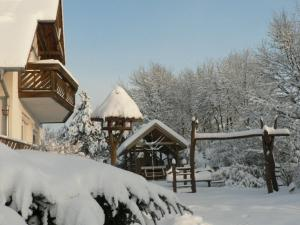 Sziklakert Vendégház, Prázdninové domy  Őriszentpéter - big - 5