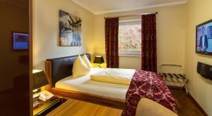 Hotel Bayerischer Hof, Отели  Кемптен - big - 4