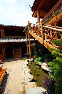 Banshan Huayu Inn, Guest houses  Lijiang - big - 47