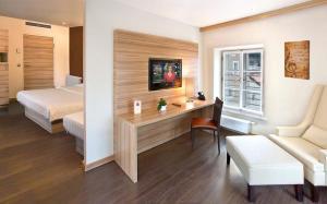 Star Inn Hotel Premium Salzburg Gablerbräu, by Quality, Hotely  Salzburg - big - 4