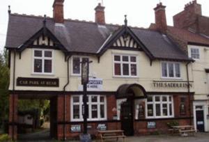 The Saddle Inn