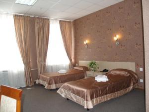 Hotel Samara Lux, Szállodák  Szamara - big - 42