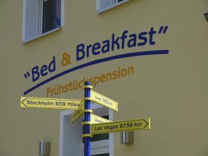 Bed & Breakfast Frühstückspension Legden