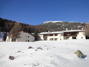 Residenz La Mora, Apartments  La Punt-Chamues-ch - big - 59