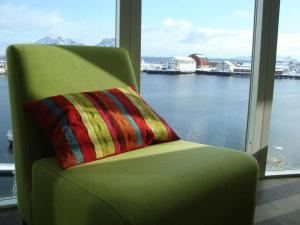 Lofoten Suitehotel, Отели  Сволваер - big - 9