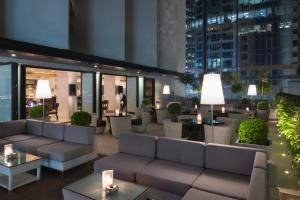 Gateway Hotel, Marco Polo, Hotels  Hongkong - big - 27