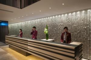 Gateway Hotel, Marco Polo, Hotels  Hongkong - big - 18