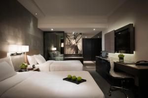 Gateway Hotel, Marco Polo, Hotels  Hongkong - big - 21