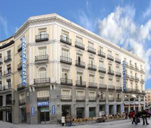 Мадрид - Hotel Europa