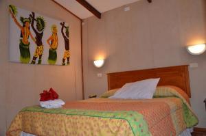 Korina's Guesthouse, Affittacamere  Hanga Roa - big - 33
