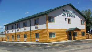 Nearby hotel : North Park Inn & Suites