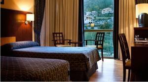 Lobios Caldaria Hotel Balneario