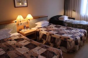 Grand Hotel Hakusan, Hotel  Hakusan - big - 6