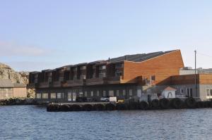Bølgen - Overnatting Utsira - Apartment
