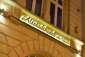 Altstadthotel Am Theater, Hotely  Cottbus - big - 39