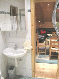 Landhaus Legenstein, Appartamenti  Lamm - big - 30