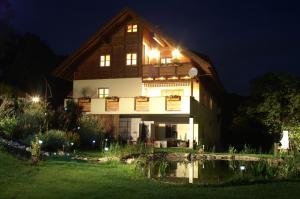 Landhaus Legenstein, Appartamenti  Lamm - big - 73