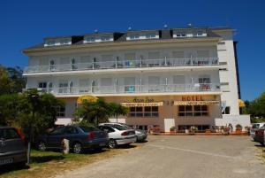 Hotel Arco Iris, Hotels  Villanueva de Arosa - big - 37