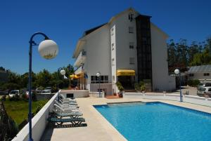 Hotel Arco Iris, Hotely  Villanueva de Arosa - big - 1