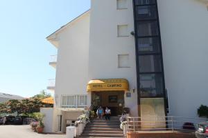 Hotel Arco Iris, Hotels  Villanueva de Arosa - big - 35