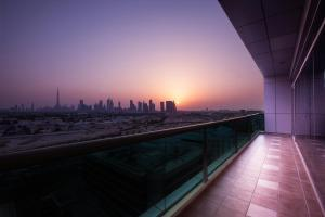 Two-Bedroom Apartment Burj Khalifa view