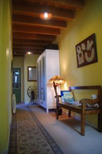 Les Petits Gallais, Отели типа «постель и завтрак»  Saint-Carreuc - big - 19