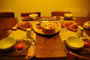 Les Petits Gallais, Отели типа «постель и завтрак»  Saint-Carreuc - big - 20