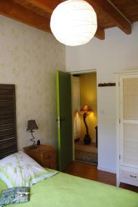 Les Petits Gallais, Отели типа «постель и завтрак»  Saint-Carreuc - big - 15